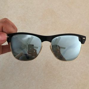 Ray-Ban Oversized Clubmasters-Brand new